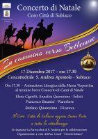 Leggi tutto: Concerto di Natale 2017