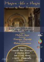 Leggi tutto: Musica, Arte e Poesia in nome di San Francesco