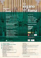 Leggi tutto: Un Organo Per Roma - Conservatorio Santa Cecilia