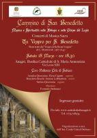 Leggi tutto: Un Vespro per San Benedetto ad Anagni